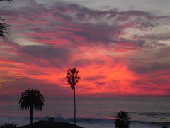 Sunset La Jolla 1-2001 by <b>tim_farmer</b> ( a Panoramio image )