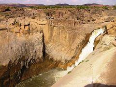 Augrabies Falls by <b>xhosaxhosa</b> ( a Panoramio image )