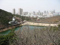 dalian development area,dongshan by <b>shh_tarzan</b> ( a Panoramio image )