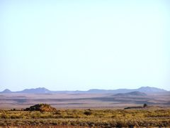 Wide open spaces (on the road between Pofadder and Kakamas) by <b>xhosaxhosa</b> ( a Panoramio image )