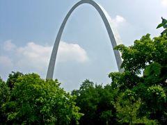 St. Louis - Usa - Gateway Arch by <b>Raniero Tazzi</b> ( a Panoramio image )