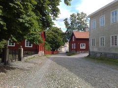 Gamla stan, Koping by <b>PetriH</b> ( a Panoramio image )