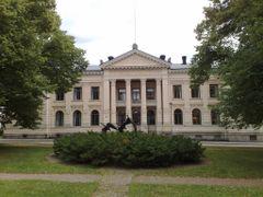Tingshuset, Koping by <b>PetriH</b> ( a Panoramio image )