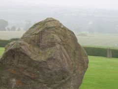 standing stone by <b>MANNYDELGADO</b> ( a Panoramio image )