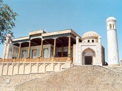 Hazrat Hizir Mosque Samarkand by <b>John de Crom</b> ( a Panoramio image )