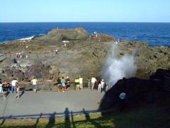 Kiama blowhole by <b>EcologistGreg</b> ( a Panoramio image )