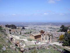 libya beydag? derne aras?ndaki buyuk roma sehirlerinden birisi s by <b>ismail soytekinoglu</b> ( a Panoramio image )