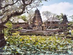 Temple in Ubud by <b>Christophe Van Hulle</b> ( a Panoramio image )