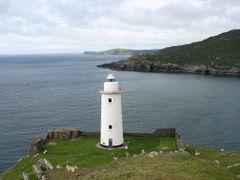 Ardnakinna point lighthouse by <b>JMZ2007</b> ( a Panoramio image )