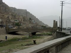 Bridge Over the River Kabul by <b>Kevin Scott</b> ( a Panoramio image )