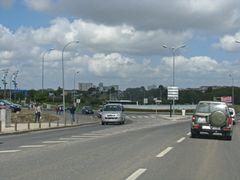 Rotunda da Estacao Amadora - Este - Falagueira by <b>Barragon</b> ( a Panoramio image )