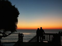 romantic sunset by <b>transcend</b> ( a Panoramio image )