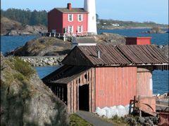 Fisgard Lighthouse 2 by <b>Gabor Retei</b> ( a Panoramio image )