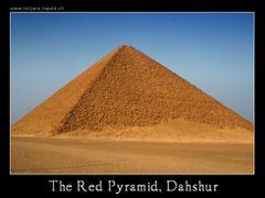 Red Pyramid, Dahschur by <b>www.tatjana.ingold.ch</b> ( a Panoramio image )