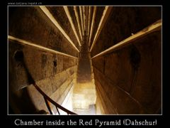 Red Pyramid (inside) by <b>www.tatjana.ingold.ch</b> ( a Panoramio image )