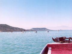 Pelicanos En Cerro Prieto by <b>omargp</b> ( a Panoramio image )