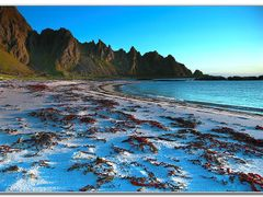 Andoya - midnight beach by <b>Jan Balaz</b> ( a Panoramio image )