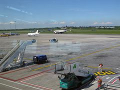 Dublin, Ireland. Leaving Ireland. by <b>Eivind Friedricksen</b> ( a Panoramio image )