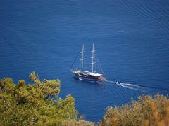 Turunc Spring Bay by <b>barbarosakpinar</b> ( a Panoramio image )