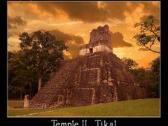 Tempel II., Tikal by <b>www.tatjana.ingold.ch</b> ( a Panoramio image )