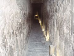 Temple of Hathor Staircase by <b>Christophe Van Hulle</b> ( a Panoramio image )