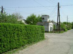 Перекрёсток ул.Дизельной и Кзыл Аскера by <b>Alexey Nikitin</b> ( a Panoramio image )