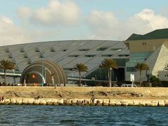 Alexandria, Egypt Library Panorama by <b>Ahmad Hegab</b> ( a Panoramio image )