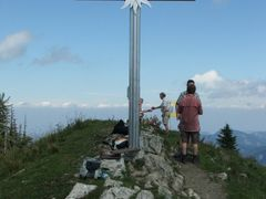 Almkogel Gipfelkreuz by <b>markus haselmaus</b> ( a Panoramio image )