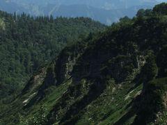 Felswand kurz vorm Gipfel Almkogel by <b>markus haselmaus</b> ( a Panoramio image )