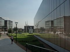 Des Moines library by <b>SveinMagnus</b> ( a Panoramio image )