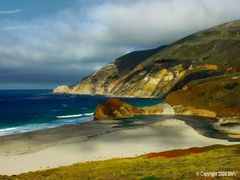 Pfeiffer Beach by <b>BMV</b> ( a Panoramio image )