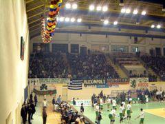 Orestiada Indoor Stadium by <b>Vasilis13</b> ( a Panoramio image )