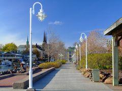 Boardwalk at Confederation Landing, Charlottetown by <b>John Bentley</b> ( a Panoramio image )