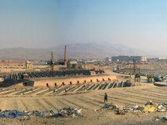 цэвэр агаар ?йлдвэрлэгч хятадын тоосгоны ?йлдвэр  by <b>Batjav Tsanjid</b> ( a Panoramio image )