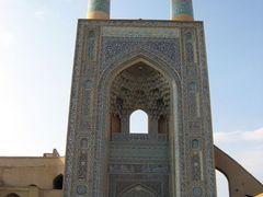 Jameh Mosque  by <b>J. Parkkinen</b> ( a Panoramio image )
