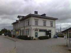 Kopings station by <b>PetriH</b> ( a Panoramio image )