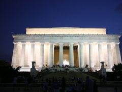 Lincoln Memorial, Washington, D.C. by <b>gustl</b> ( a Panoramio image )