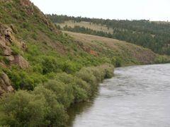 Вид с моста by <b>DrThorn</b> ( a Panoramio image )