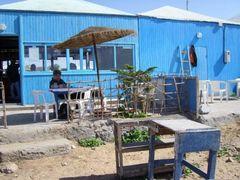 sidi kaouki beach restaurant by <b>etschi bruckner</b> ( a Panoramio image )