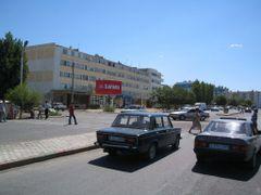 Казыбек-Би by <b>Пак Валерий</b> ( a Panoramio image )