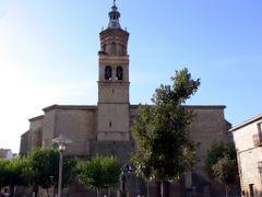 FUENMAYOR (Alto Ebro). La Rioja. 2006. 04. Iglesia de Santa Mari by <b>Carlos Sieiro del Nido</b> ( a Panoramio image )