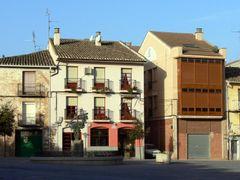 FUENMAYOR (Alto Ebro). La Rioja. 2006. 05. Centro urbano. by <b>Carlos Sieiro del Nido</b> ( a Panoramio image )