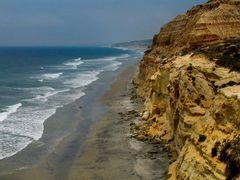 Torrey Pines, San Diego, California by <b>Lars Jensen</b> ( a Panoramio image )