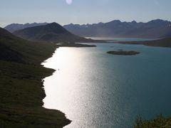 Blick nach Westen von Passhohe by <b>serge_kraeutle</b> ( a Panoramio image )