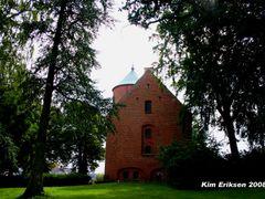 Skanderborg Slotskirke...2008 by <b>-HARMONSA-</b> ( a Panoramio image )