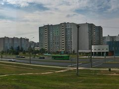 Sabany suburb in Miensk by <b>Andrej Kuzniecyk</b> ( a Panoramio image )