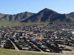 Uliastay city, Mongolia by <b>Eddy Metais</b> ( a Panoramio image )