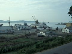 Port of Najin by <b>Eckart Dege</b> ( a Panoramio image )