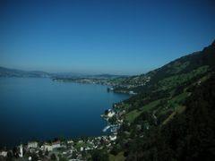 Vitznau/Weggis, Schweiz by <b>Luedi-ah</b> ( a Panoramio image )
