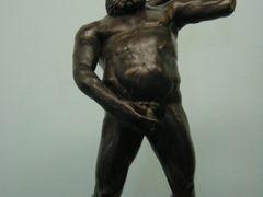 Hercules borracho en bronce. Museo del Bardo. by <b>Arturo Garcia</b> ( a Panoramio image )